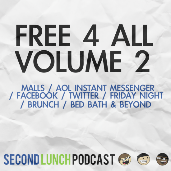 Episode 13 - Free 4 All Vol 2